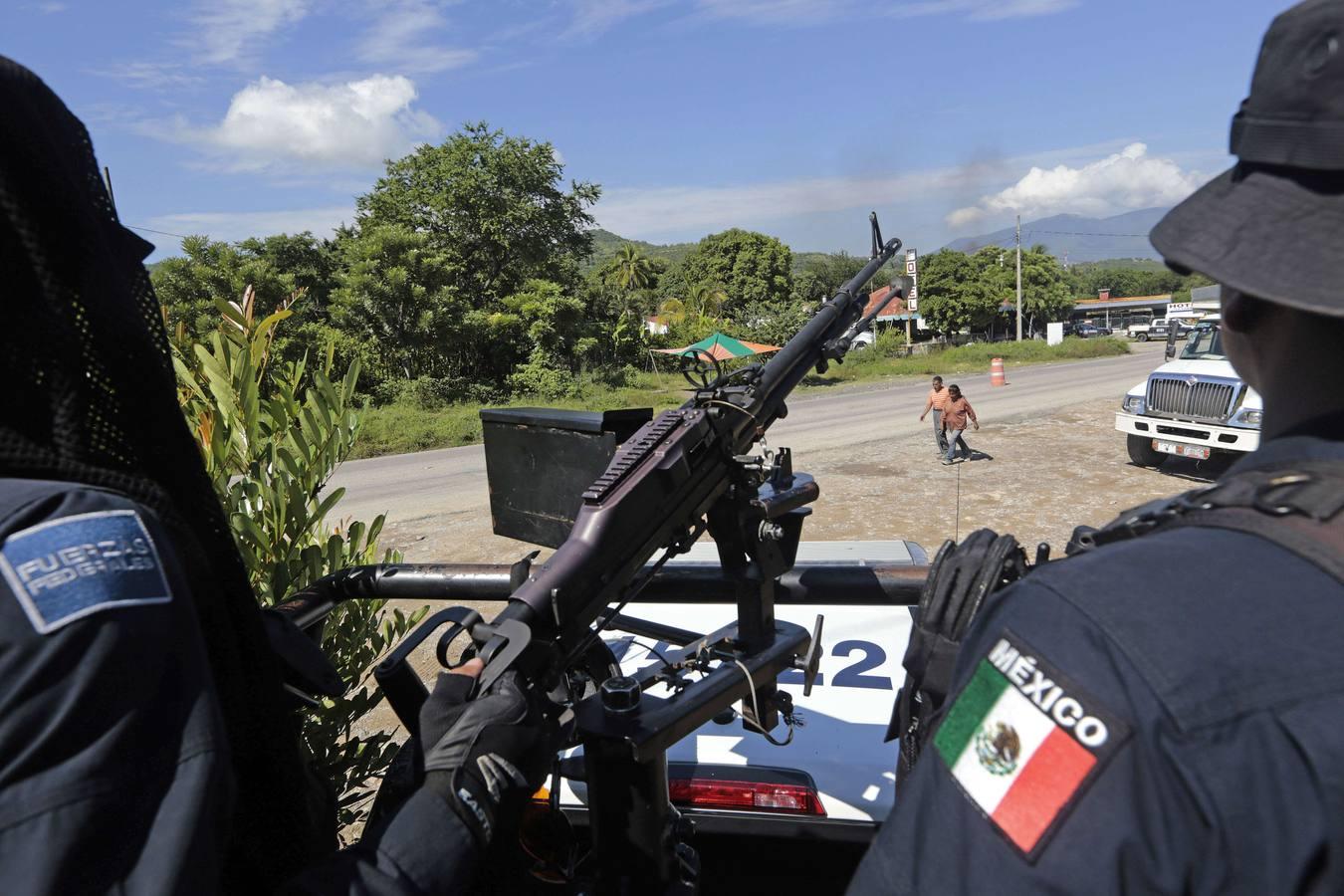 México lindo y mortal
