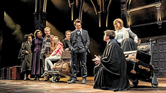 Harry Potter tiene sustituto
