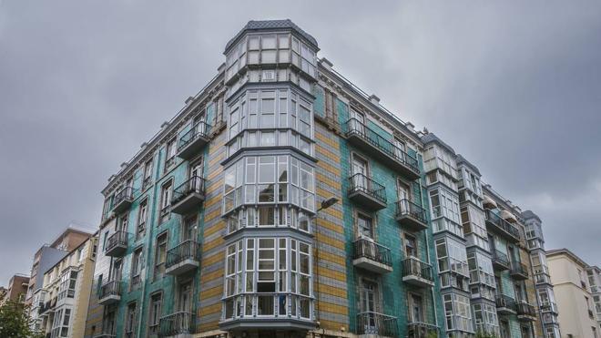 """La 'casa de los azulejos', destacada obra de Zuloaga, """"corre peligro"""""""