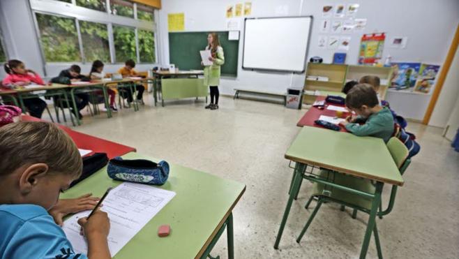 Ocho colegios públicos y 17 concertados abrirán la primera semana de descanso