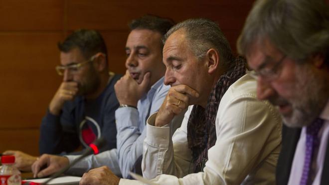 """Sodercán niega las """"amenazas"""" denunciadas por los trabajadores de Ecomasa"""