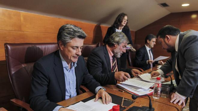 El Parlamento no logra localizar a los dueños de Ecomasa para que declaren