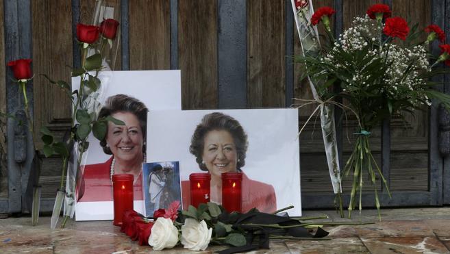 La muerte de Rita Barberá sacude la política