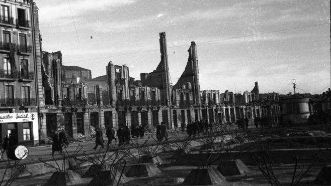 El Palacio acoge el estreno de la obra de Noguera sobre el incendio de 1941