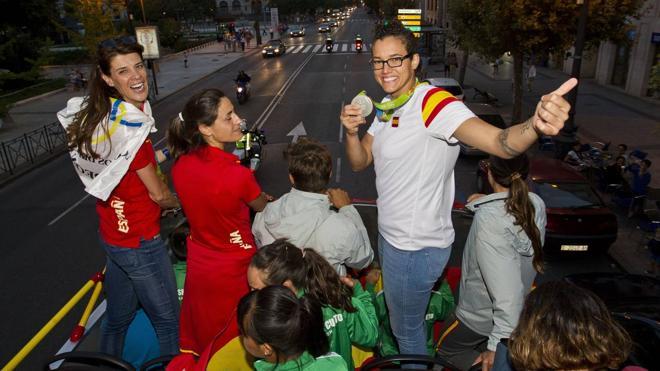 Ruth Beitia y Laura Nicholls, premiadas en Gala Deporte marcada por Río 2016