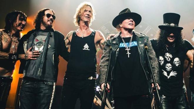1.000 euros por ver a Guns N'Roses en San Mamés
