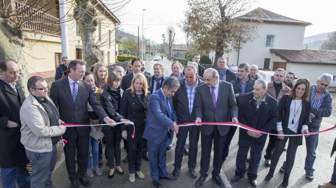 El Gobierno de Cantabria mejora la conexión entre Entrambasaguas y Solórzano