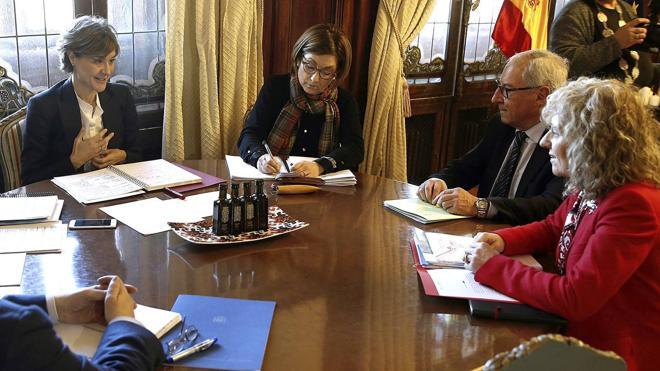 Cantabria solicita al Ministerio no devolver el agua del Bitrasvase