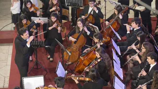 Casyc acoge un nuevo Concierto de Año Nuevo por Cáritas