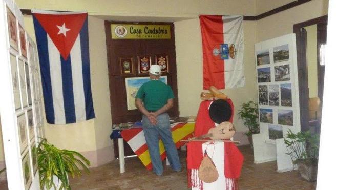 La casa joven de Cantabria en la provincia cubana llana y ganadera
