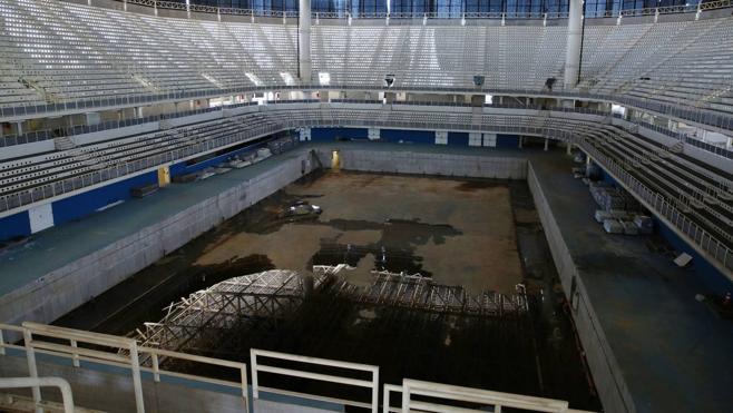 Ruina olímpica