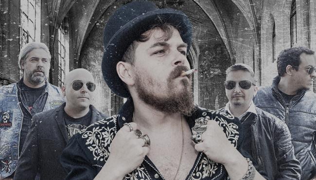 Jimmy Barnatán y The Cocooners presentan este viernes su nuevo disco en la Black Bird