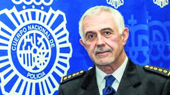 La Policía respalda el nombramiento de Héctor Moreno, condenado por torturas e indultado
