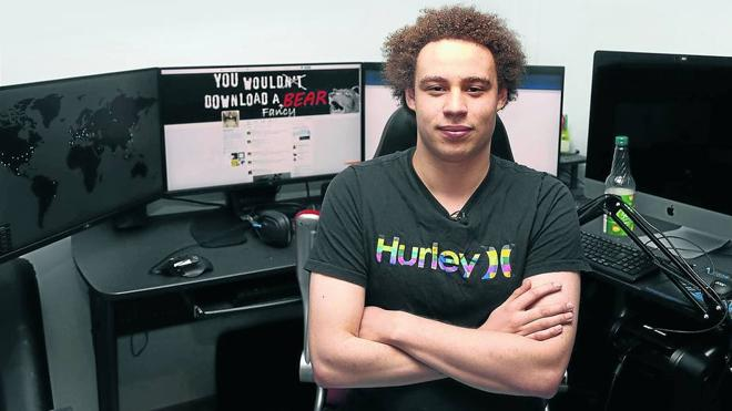 La forja de un 'hacker'