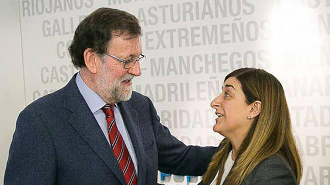 """Rajoy avisa del daño electoral provocado por la """"falta de unidad"""" y pide """"un esfuerzo integrador"""""""