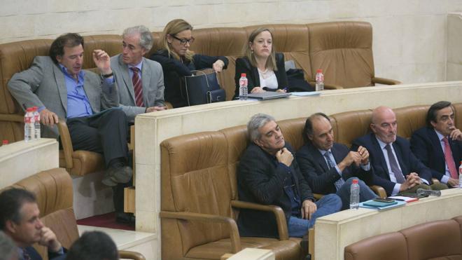 El Parlamento debatirá sobre la sede del Reína Sofía y los PGOU anulados