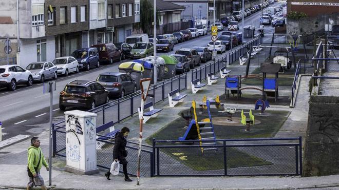 Fernando de los Ríos, primera calle en ver el precio del mobiliario urbano