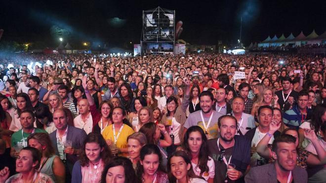 Música en Grande y Rock en la Feria ofrecerán un servicio de transporte público para los asistentes