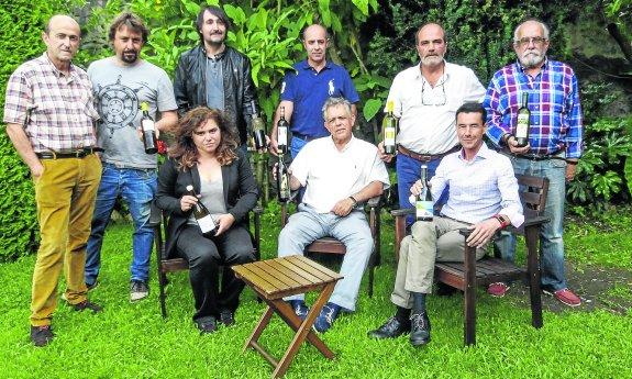 Los blancos de Cantabria