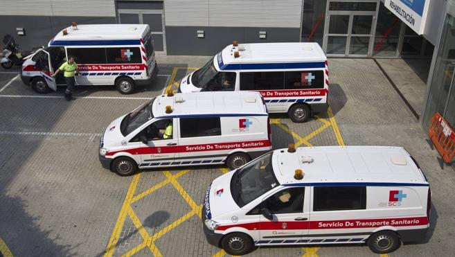 La reclamación de los taxistas paraliza el concurso del servicio de ambulancias